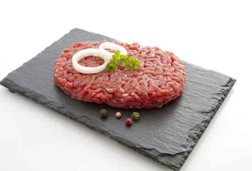 Steak sur ardoise