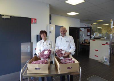Commande viande en ligne